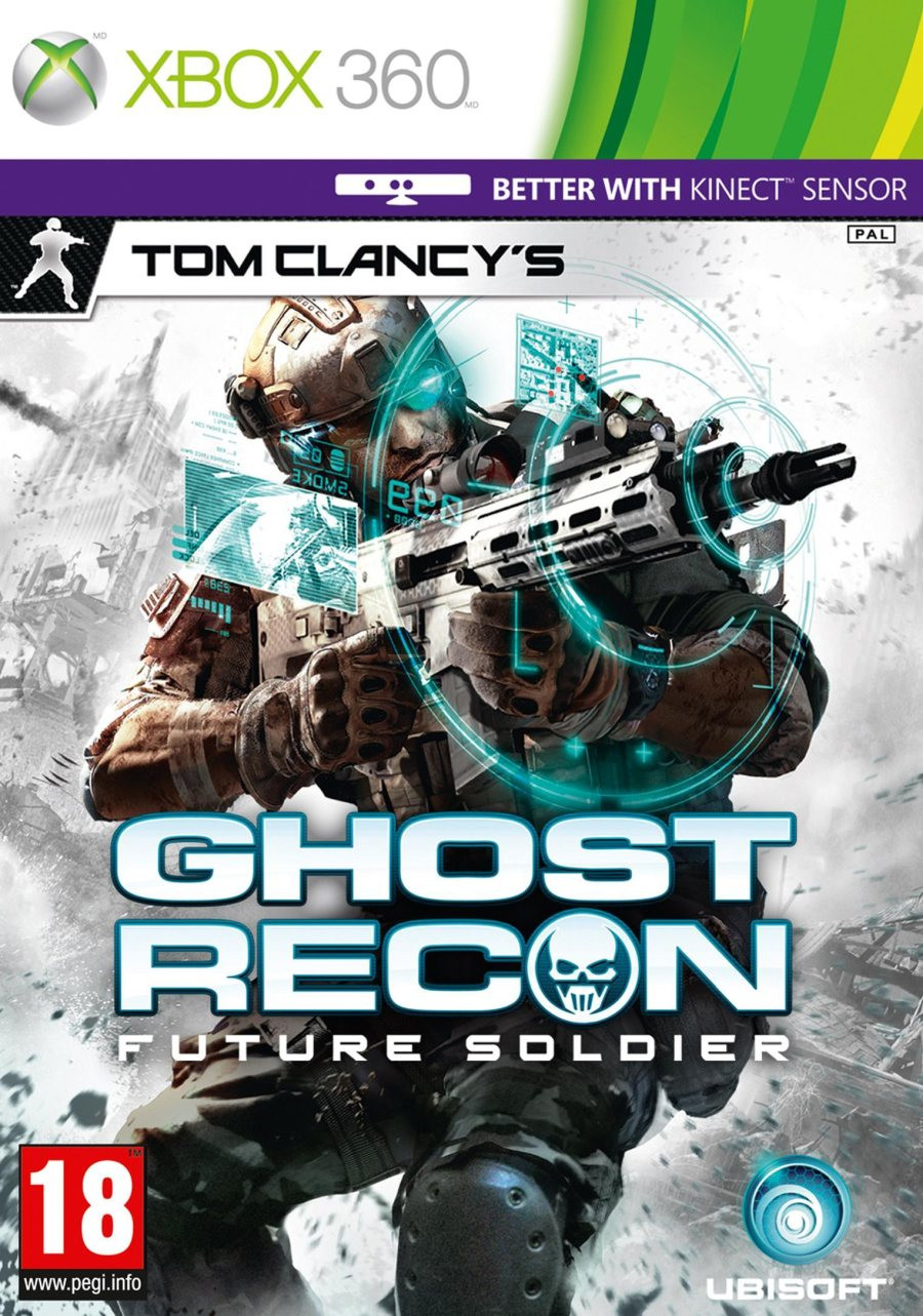 XBOX 360 Ghost Recon Future Soldier