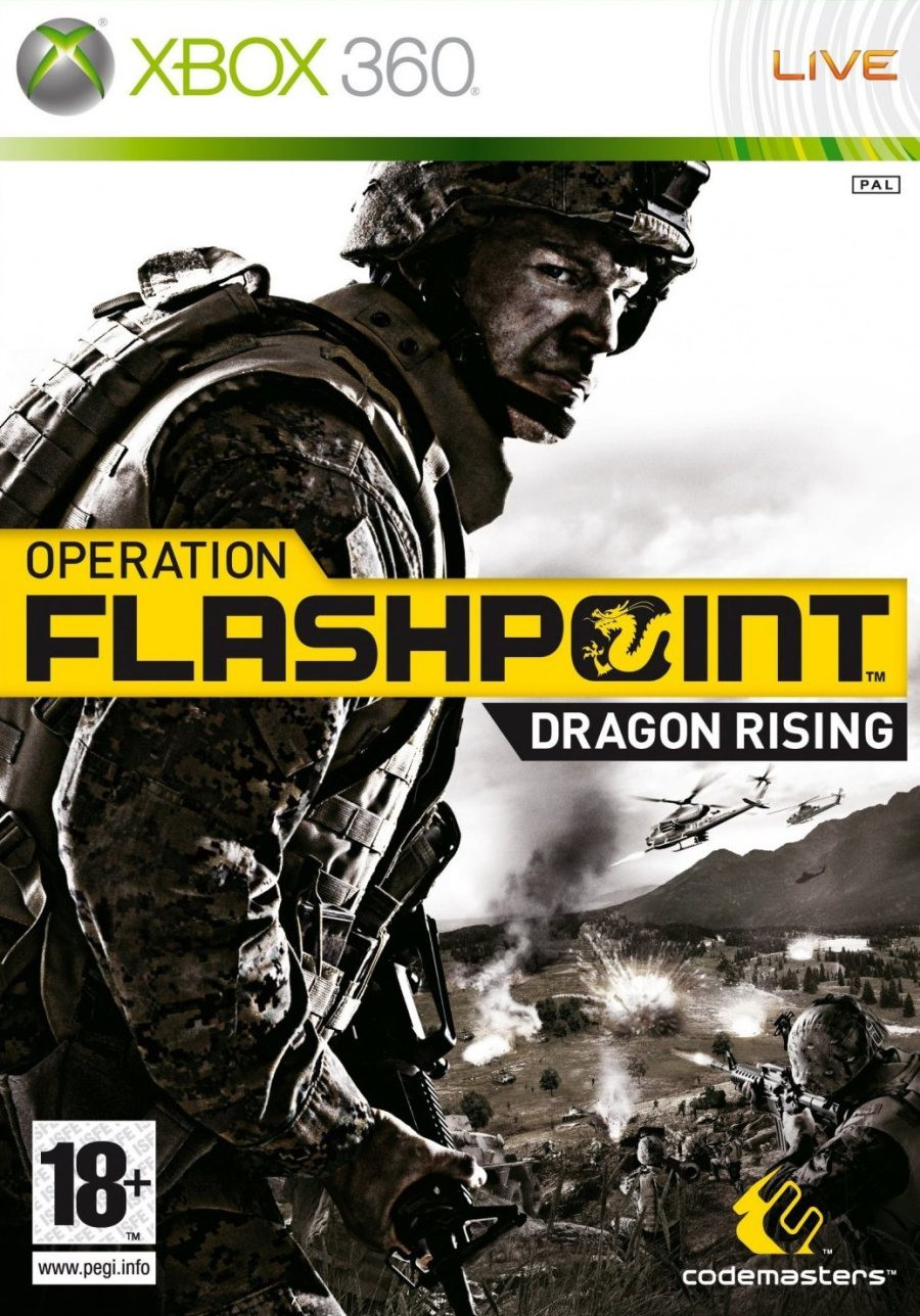 XBOX 360 Operation Flashpoint - Dragon Rising