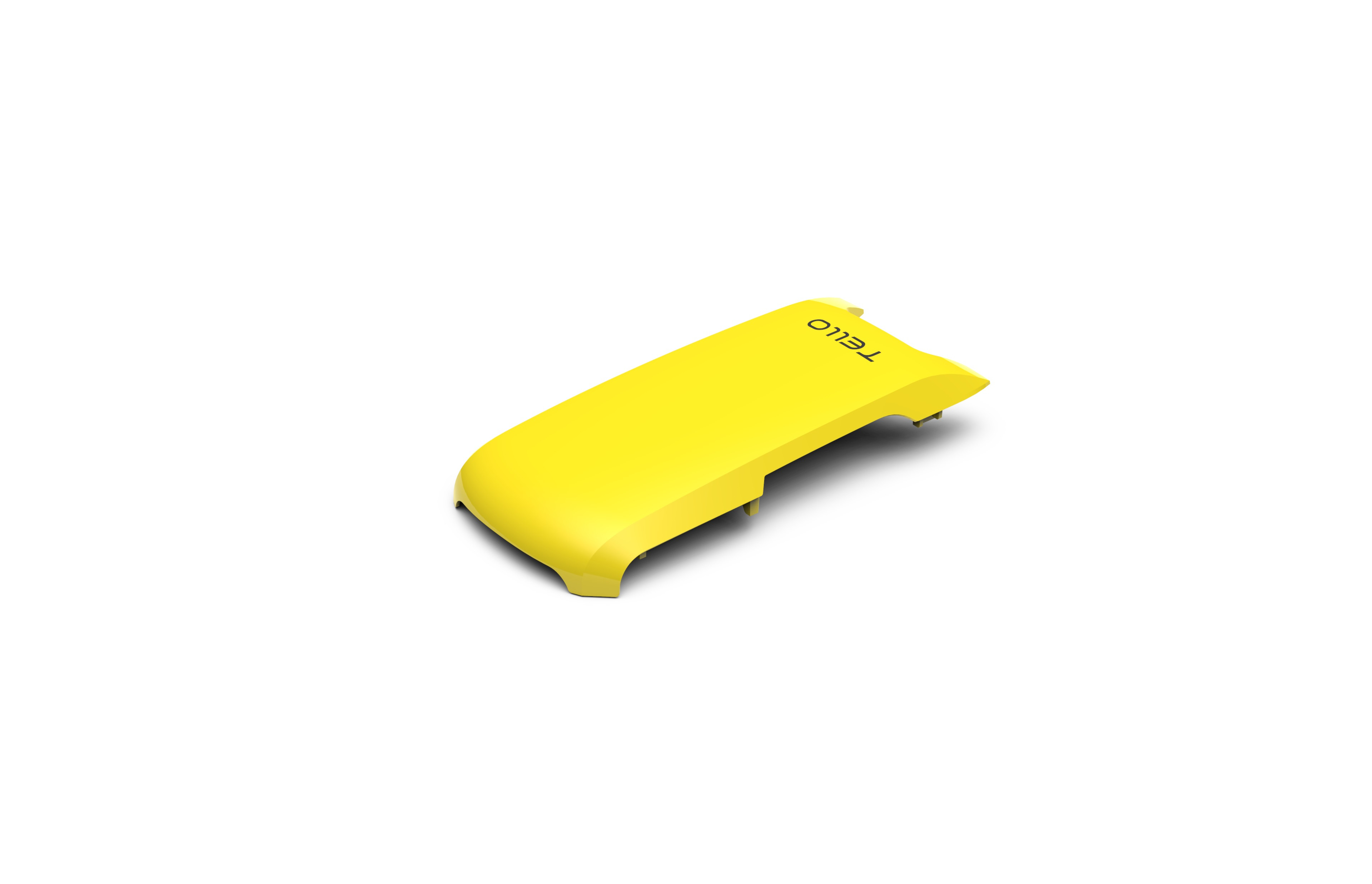 Maska Tello - Part 05 Snap On Top Cover Yellow