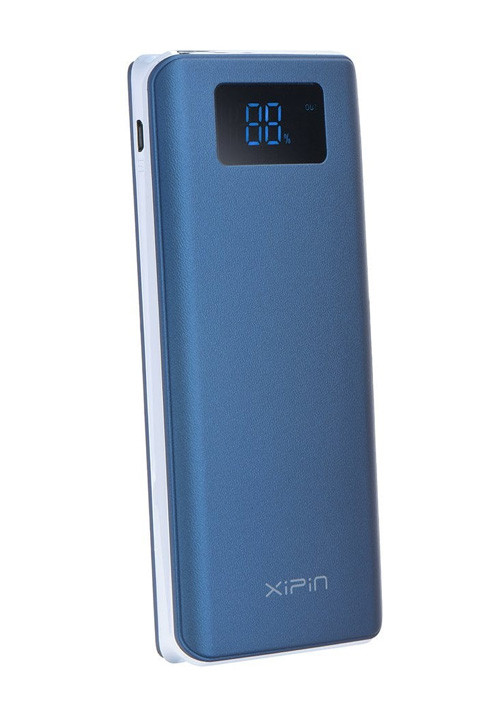Power Bank Xipin Xipin T1 blue, 12000mAh