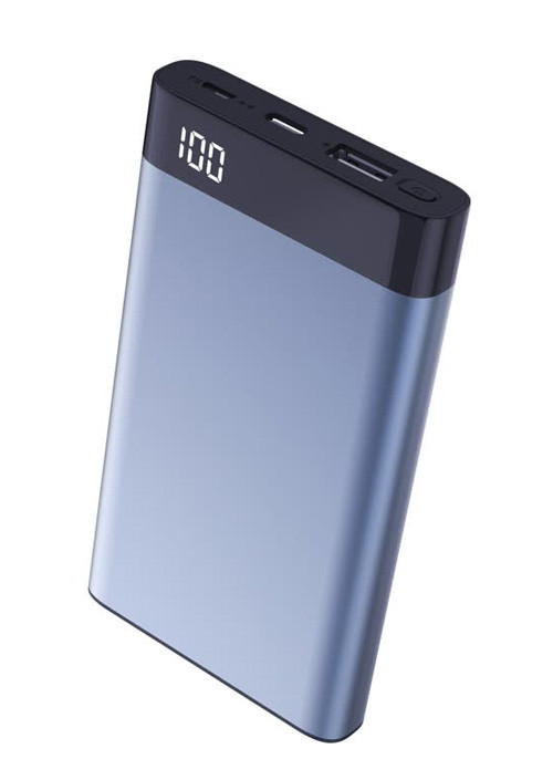 Power Bank Xipin Xipin T13 Blue, 10000mAh, QC
