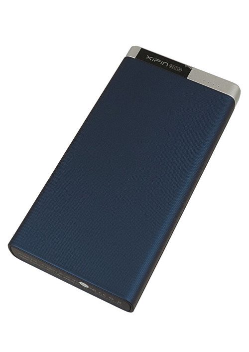 Power Bank Xipin Xipin T19 blue, 20000mAh