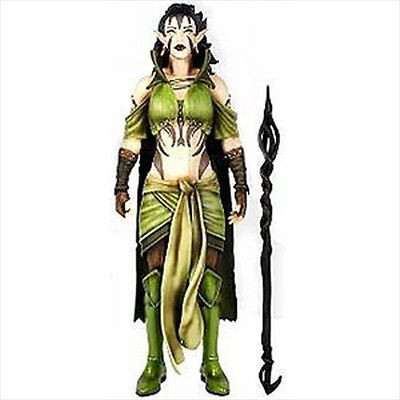 Figura Magic the Gathering Legacy Collection Action Figure Series 1 Nissa Revane 15 cm