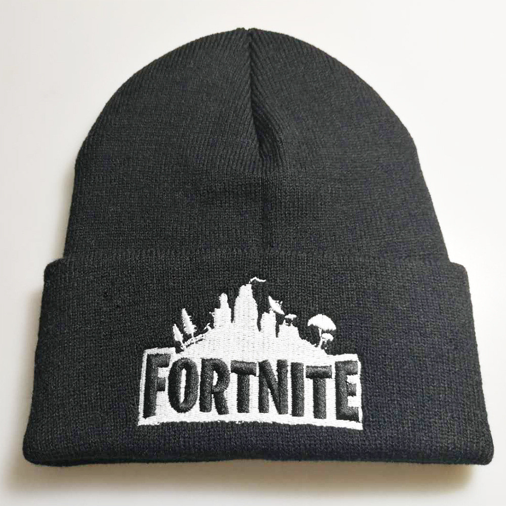 Kačket Fortnite Cap - Black