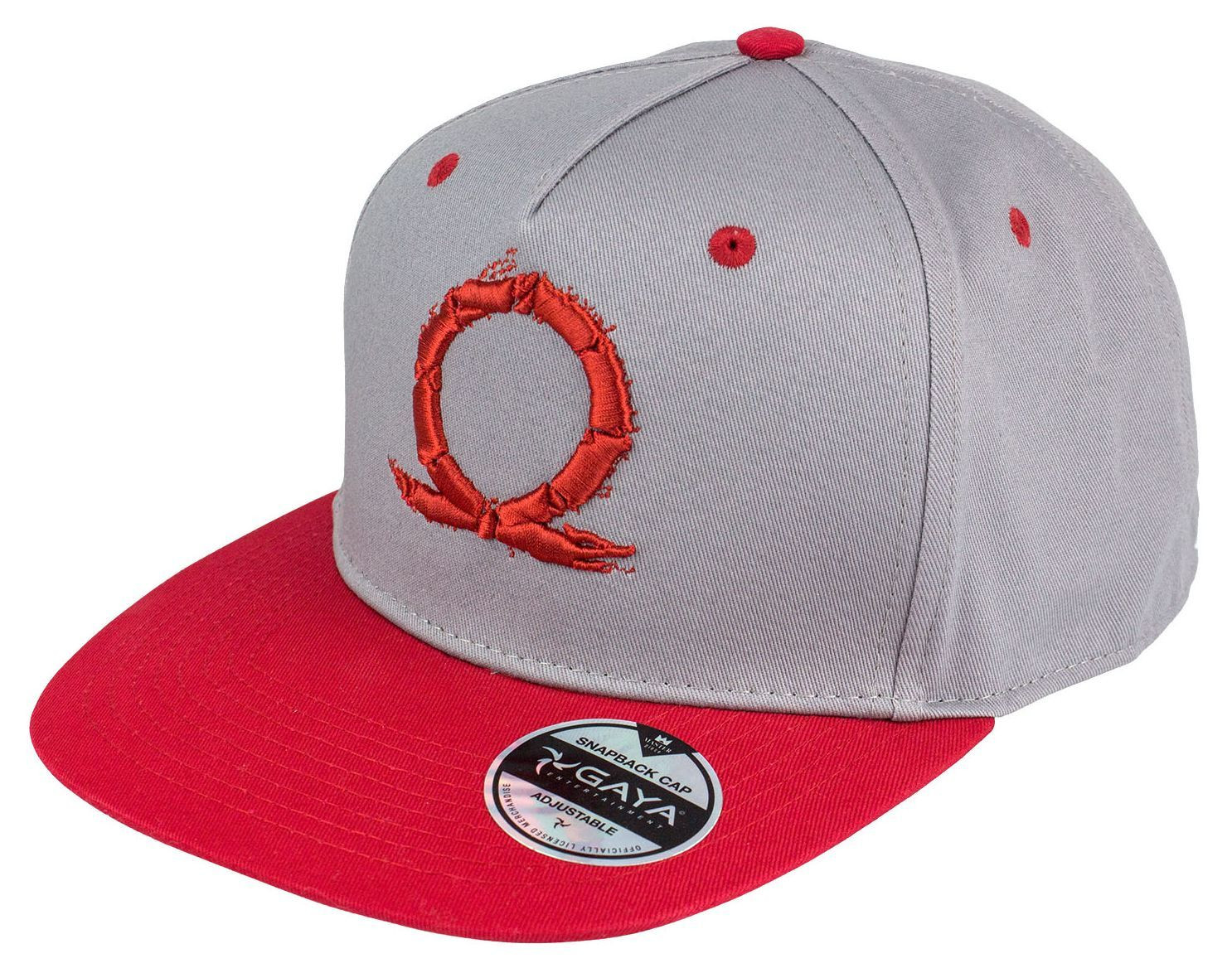 Kačket God of War Snapback Serpent