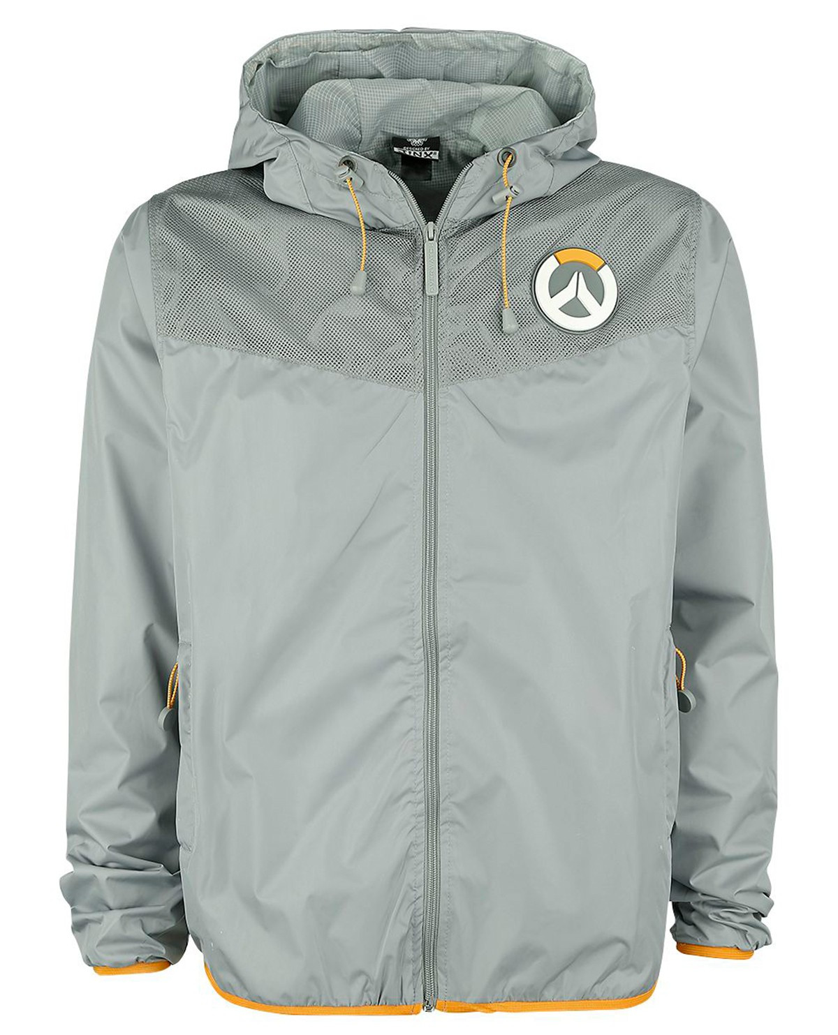 Jakna Overwatch Logo Windbreaker Gray L