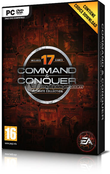 PCG Command & Conquer The Ultimate Collection