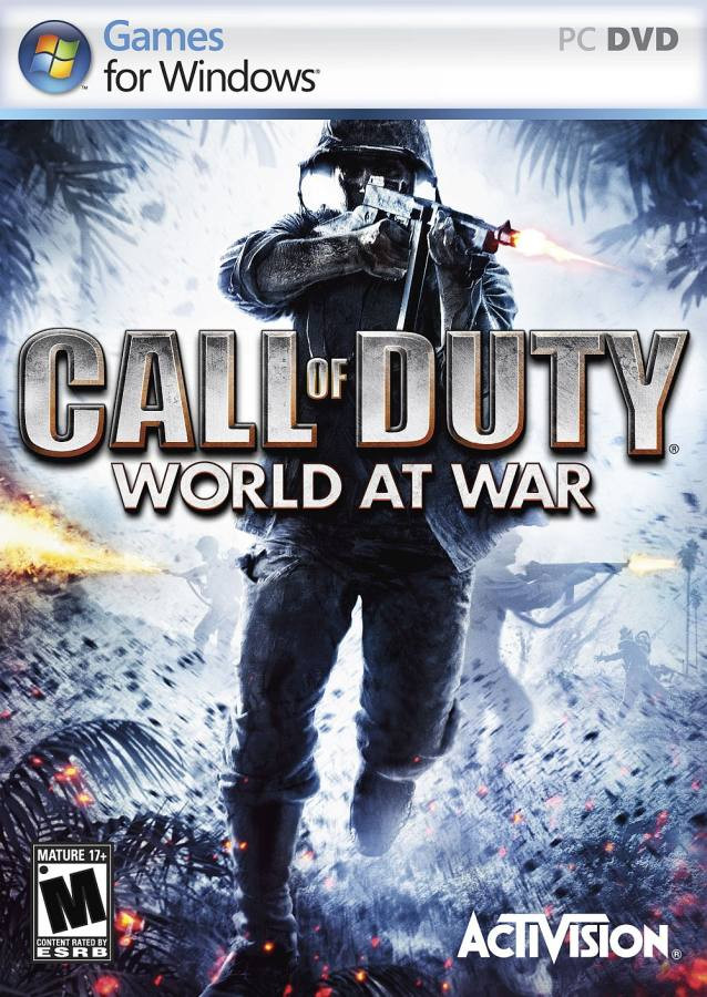 PCG Call of Duty - World at War