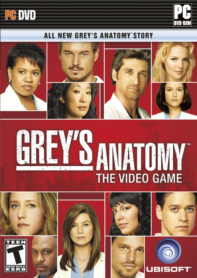 PCG Grey's Anatomy