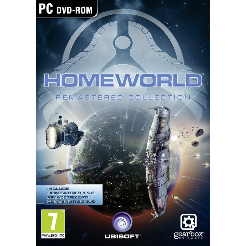 PCG Homeworld Remastered Collection