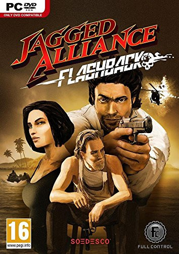 PCG Jagged alliance: Flashback