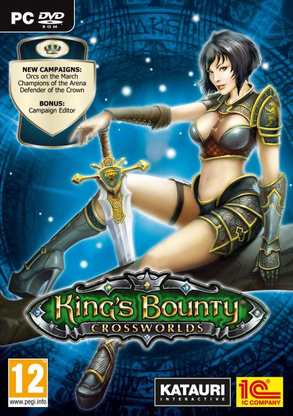 PCG King's Bounty: Crossworlds