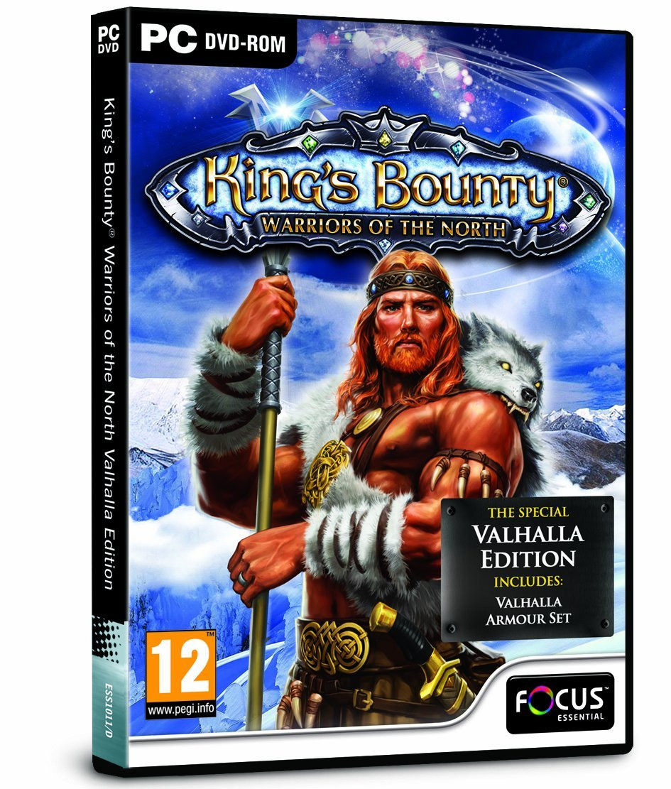 PCG King's Bounty: Warriors Of The North