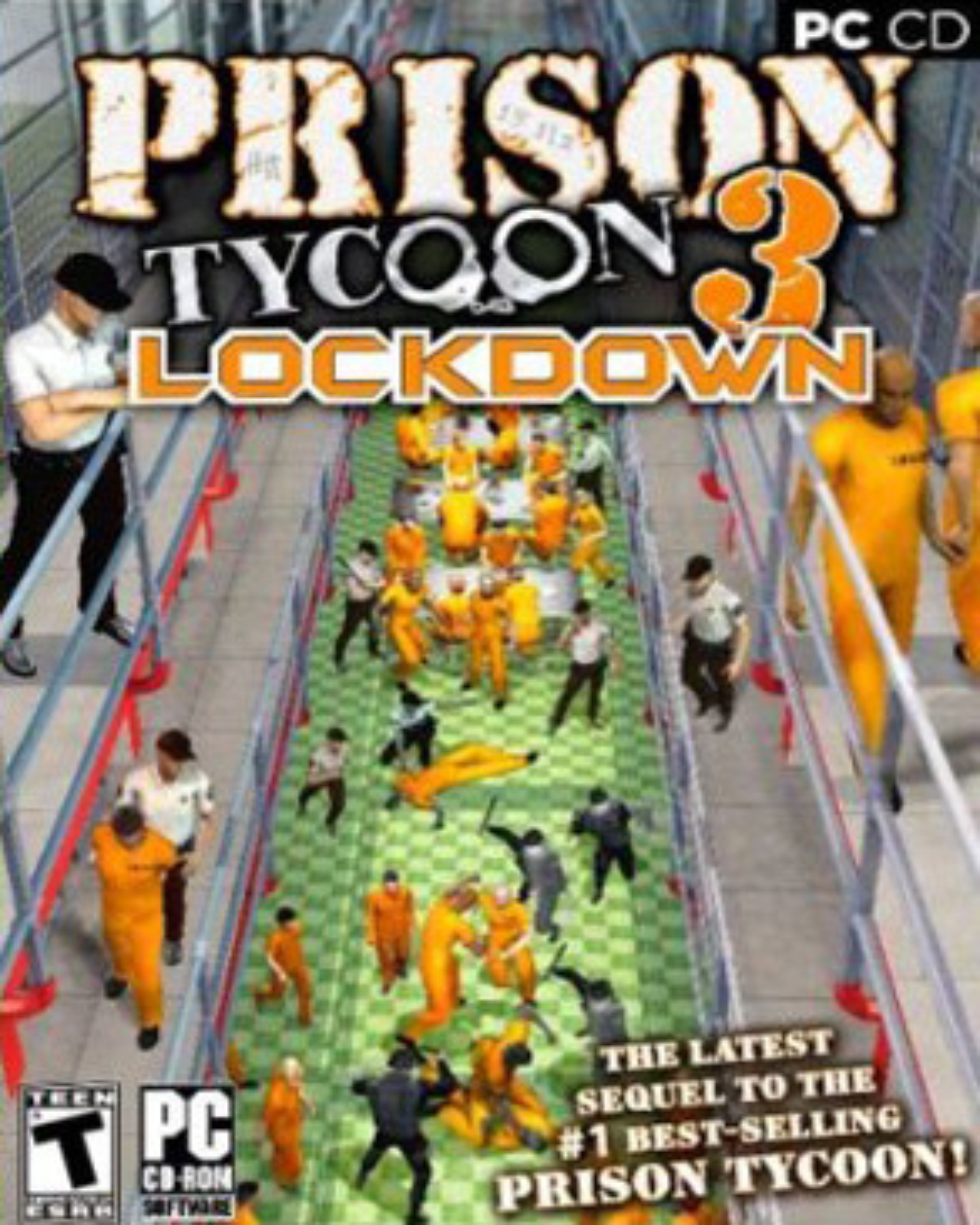 PCG Prison Tycoon 3