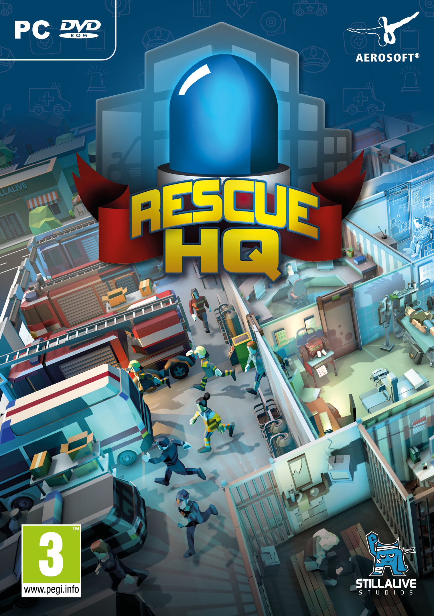PCG Rescue HQ - The Tycoon
