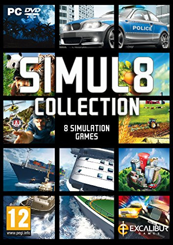 PCG Simul8 Collection