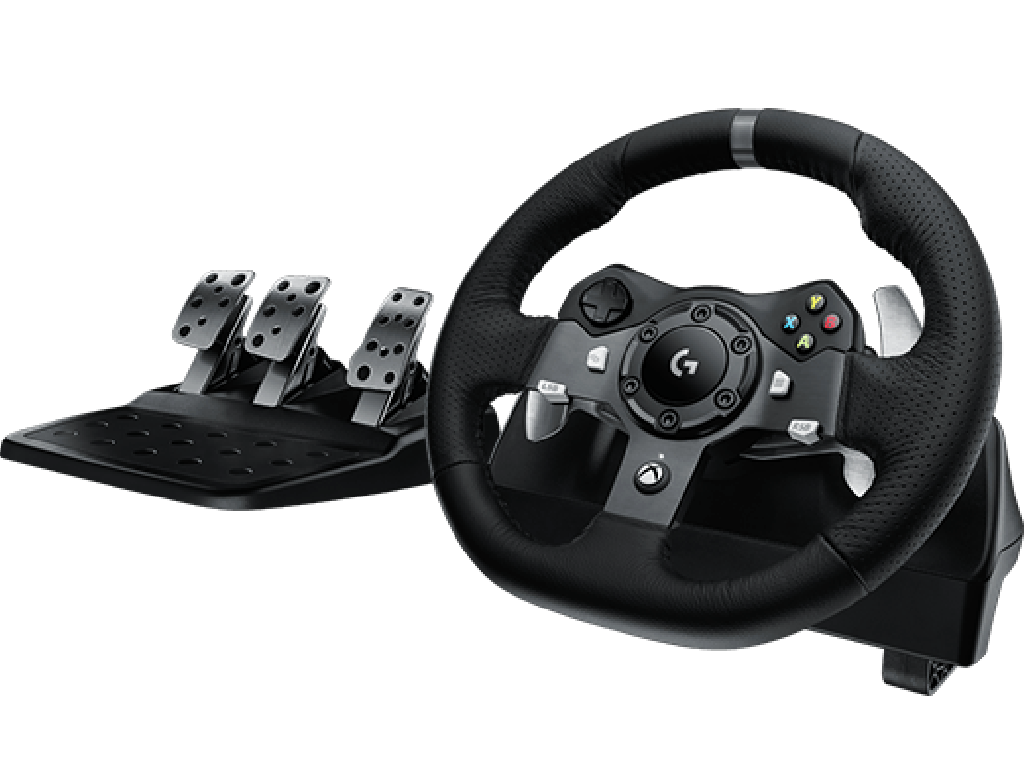 Volan Logitech G920 Steering Wheel PS3 / PS4 / PC