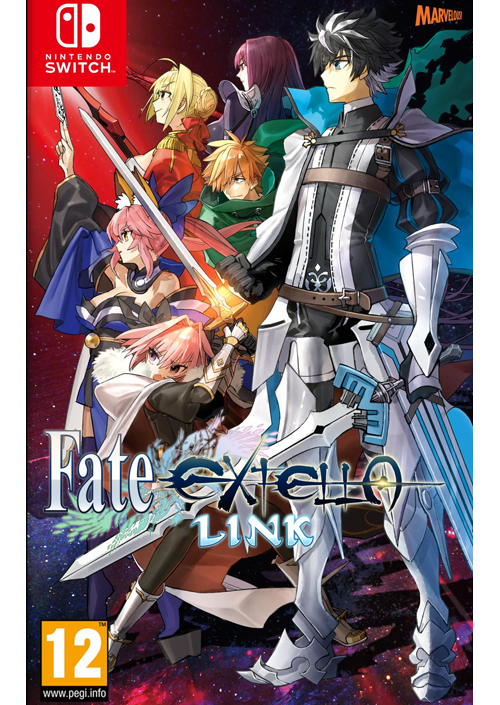 SWITCH Fate/EXTELLA LINK