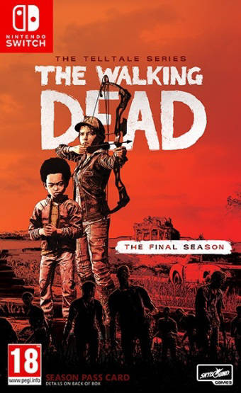 SWITCH The Walking Dead - The Final Season