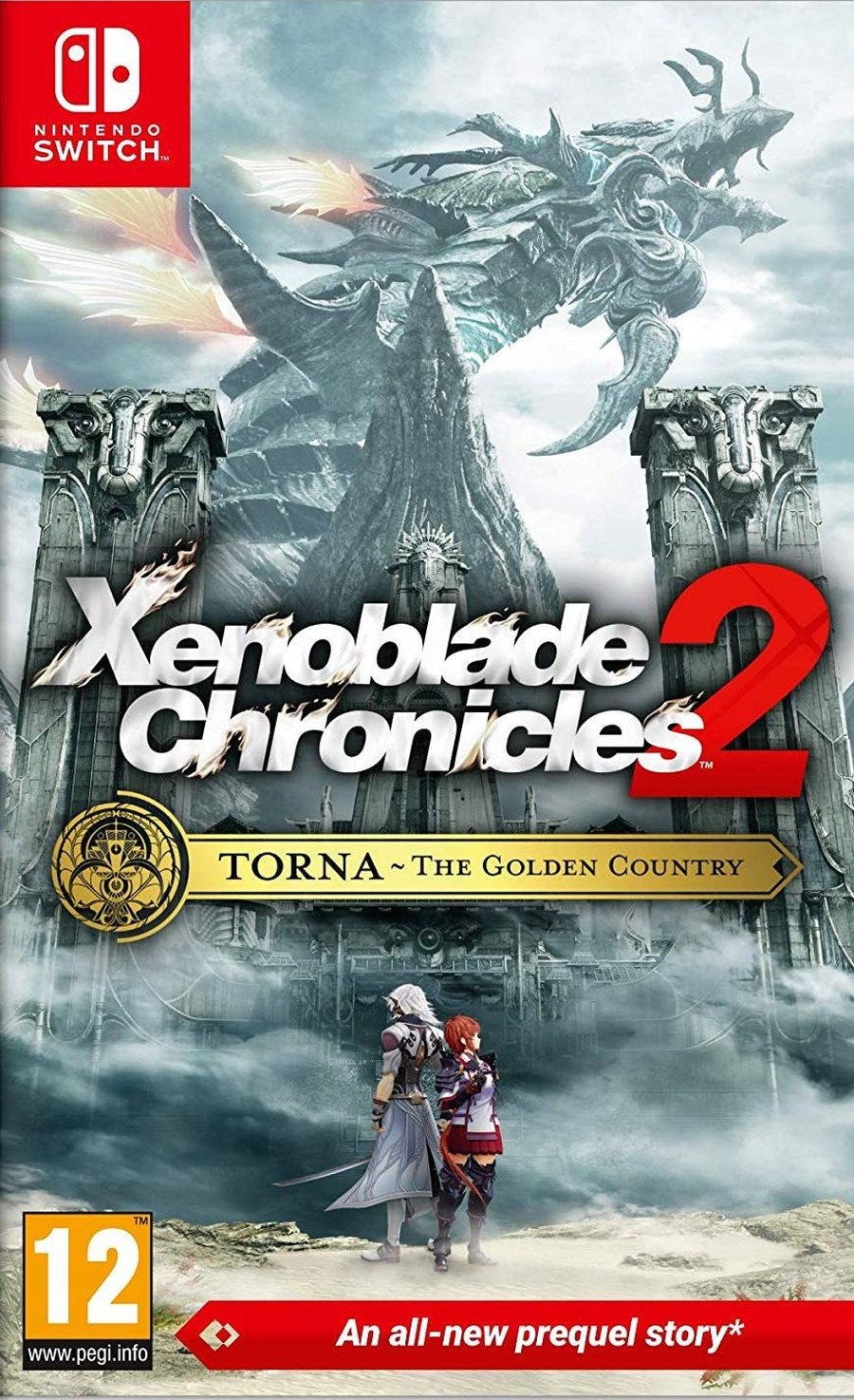 SWITCH Xenoblade Chronicles 2: Torna - The Golden Country
