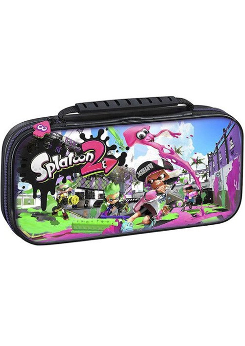 Futrola Nintendo SWITCH Travel Case Splatoon 2