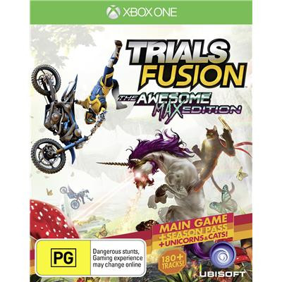 XBOX ONE Trials Fusion The Awesome Max Edition