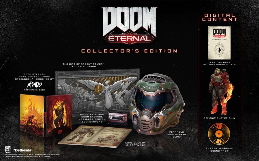 PCG Doom Eternal - Collectors Edition