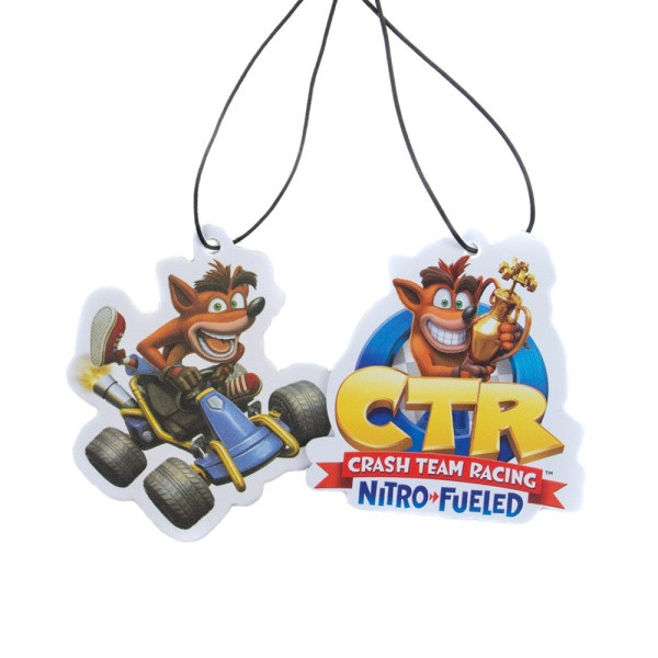 Osveživač Crash Team Racing Air Refreshener