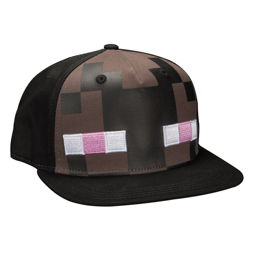 Kačket Minecraft Enderman Mob Hat