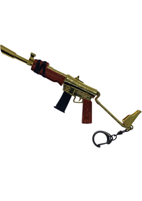 Privezak Fortnite Burst Rifle Legendary - Large Keychain