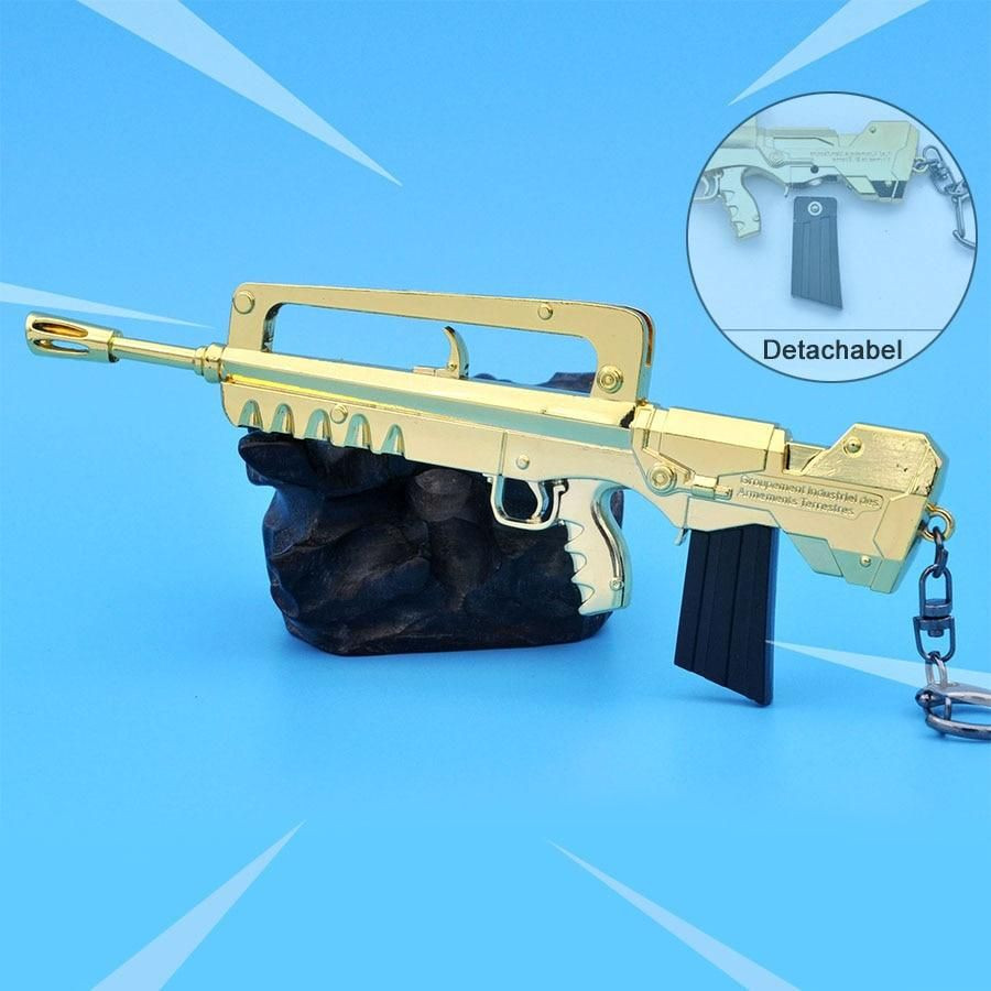 Privezak Fortnite Famas Legendary - Large Keychain