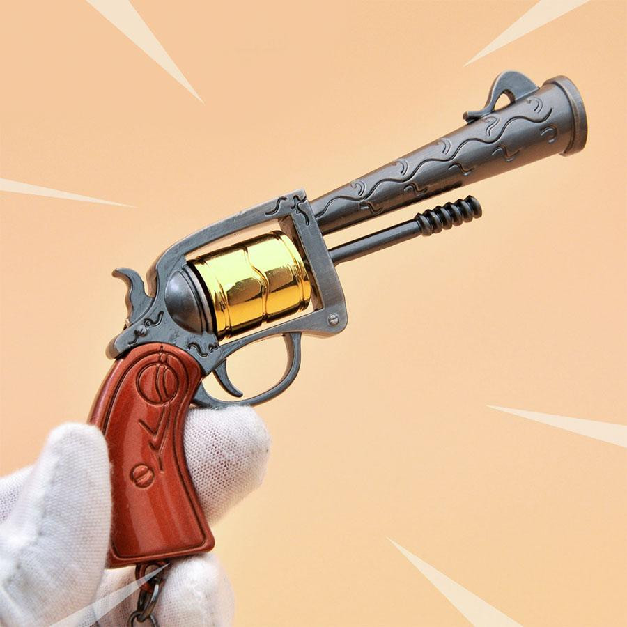 Privezak Fortnite Revolver Legendary - Large Keychain