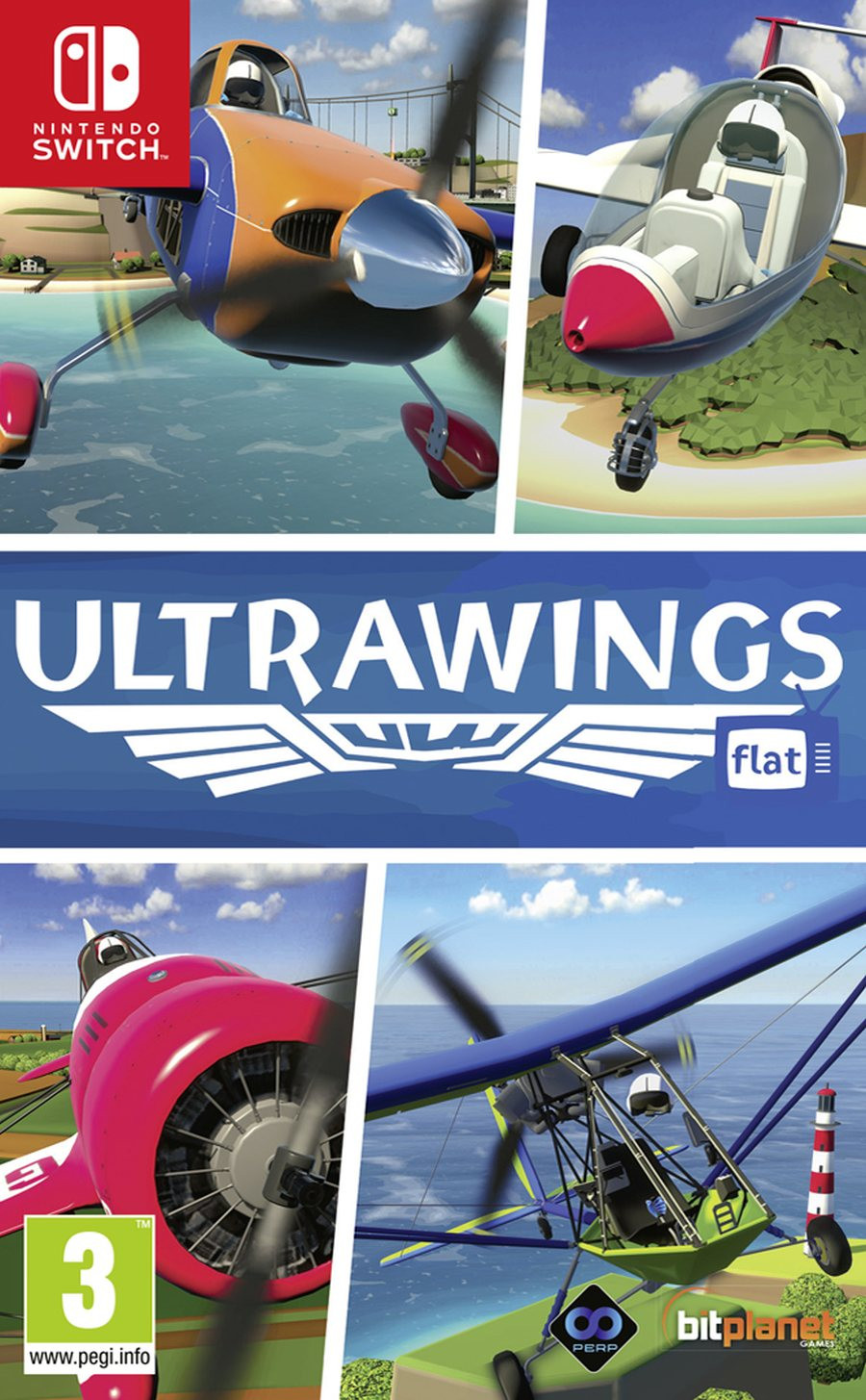 SWITCH Ultra Wings