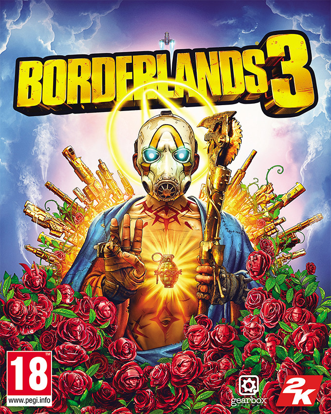 PCG Borderlands 3 (Code In The Box)