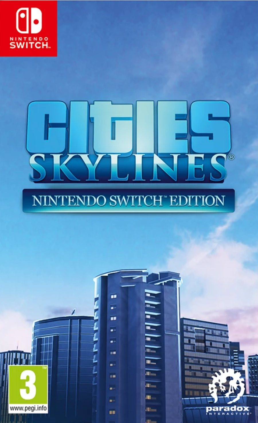SWITCH Cities - Skylines