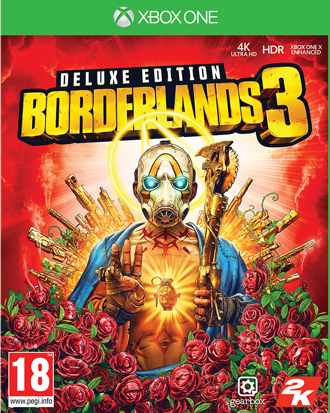 XBOX ONE Borderlands 3 - Deluxe Edition