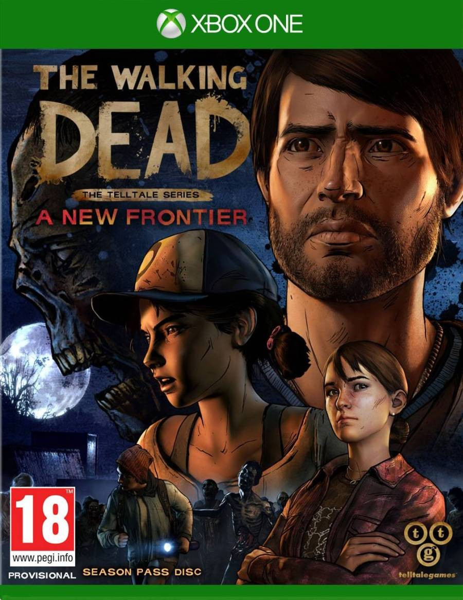 XBOX ONE The Walking Dead A New Frontier