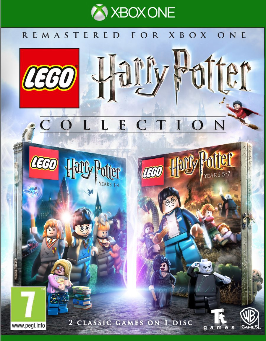 XBOX ONE LEGO Harry Potter Collection