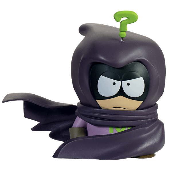 Figure South Park - Mysterion 18.8cm