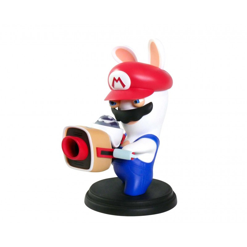 Figura Mario Rabbids Kingdom Battle Mario 15cm