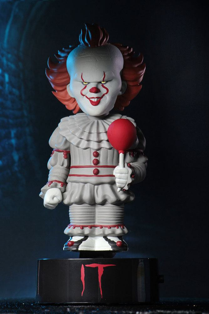 Stephen King's It 2017 Body Knocker Bobble-Figure Pennywise 16 cm