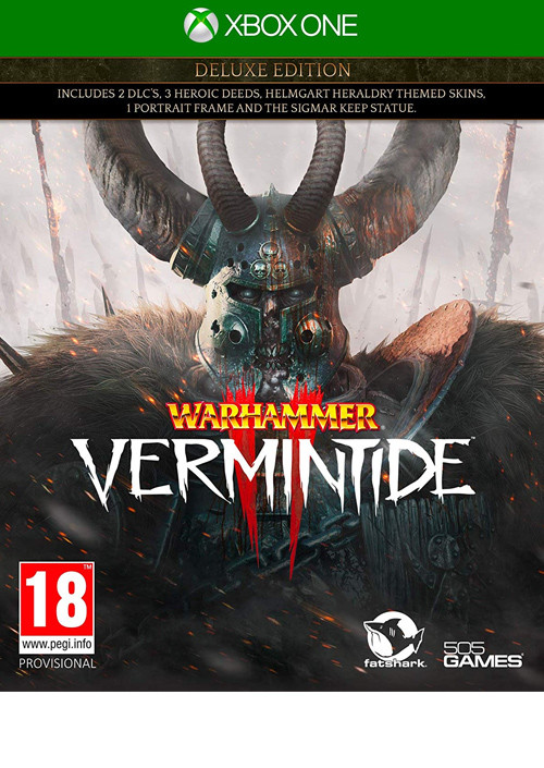 XBOXONE Warhammer - Vermintide 2 Deluxe edition