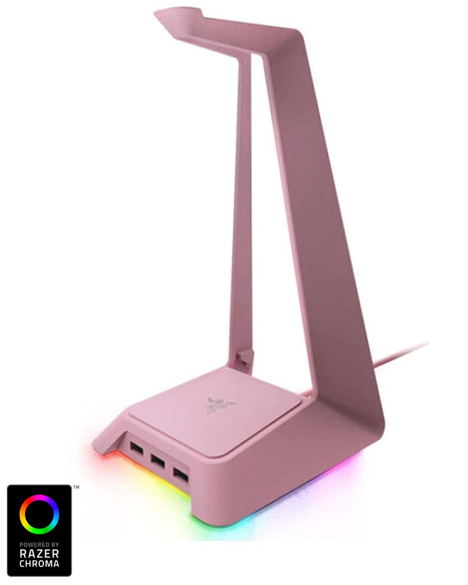 Nosač Razer Base Station Chroma Quartz Pink