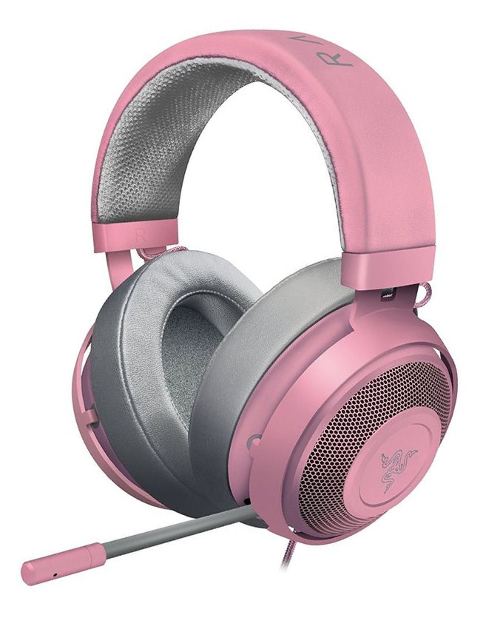 Gejmerske slušalice Razer Kraken Gaming Headset Quartz Pink