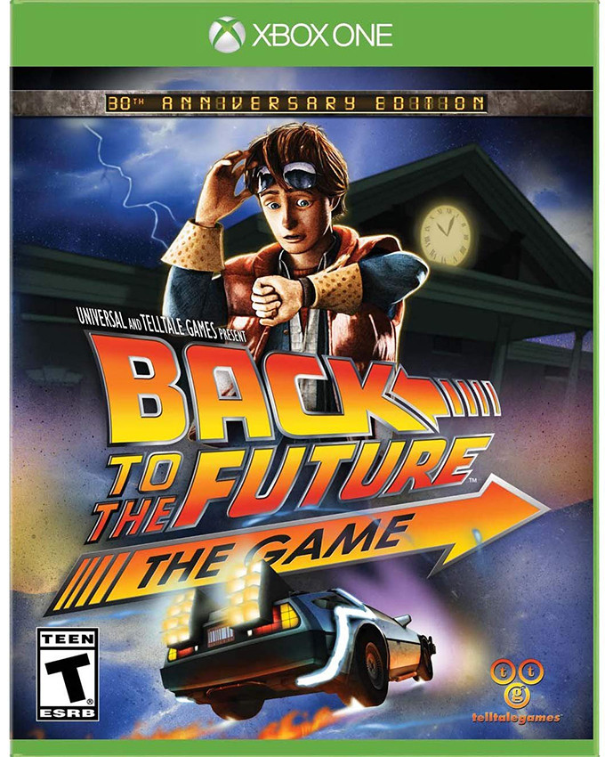 XBOX ONE Back to the Future 30th Anniversary Edition
