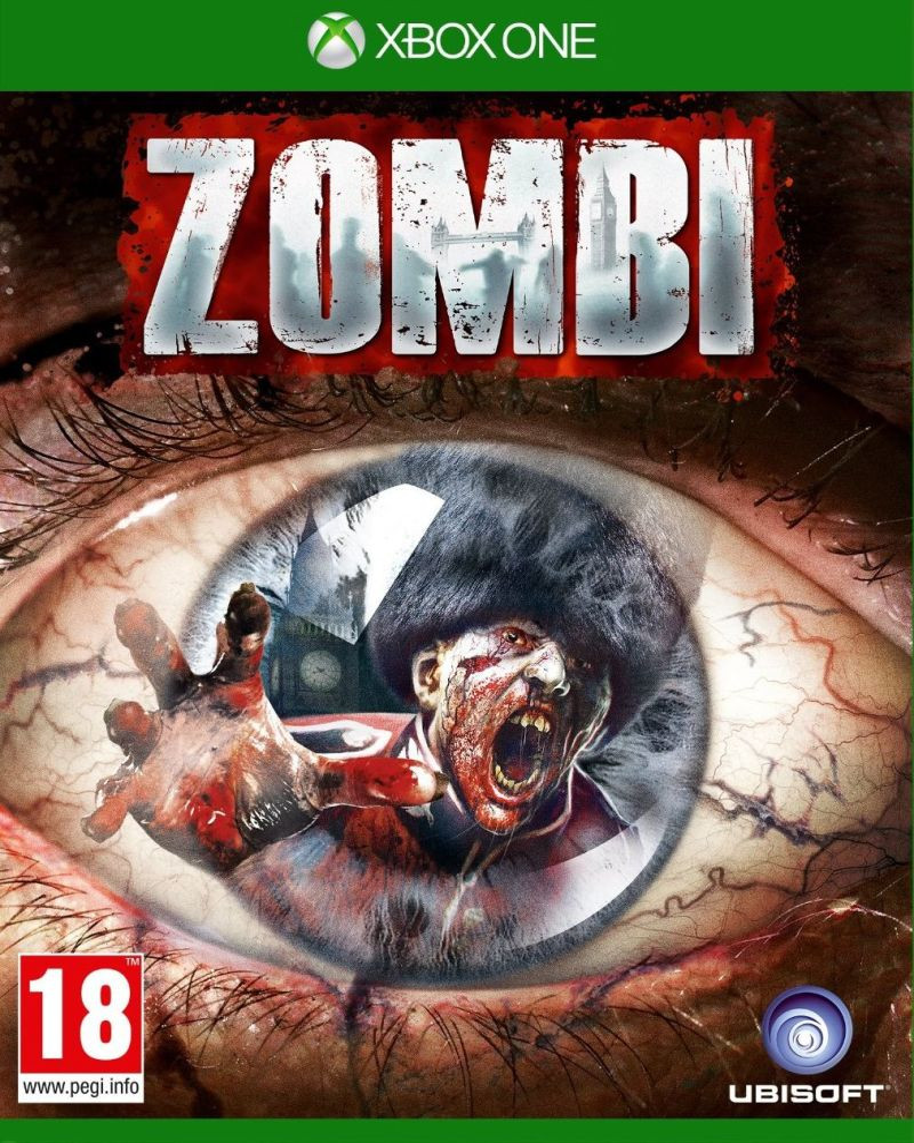 XBOX ONE Zombie