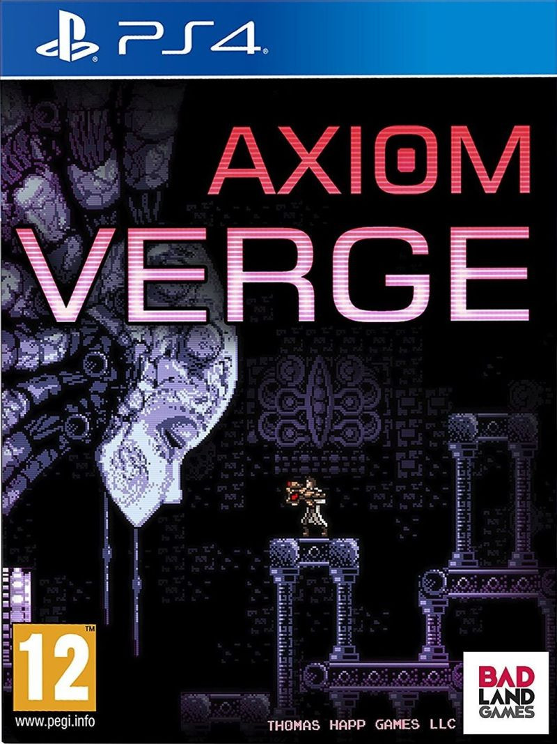 PS4 Axiom Verge