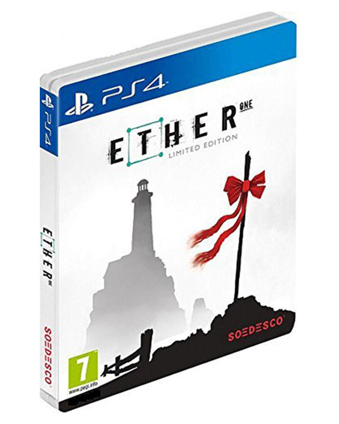 PS4 Ether One Steelbook