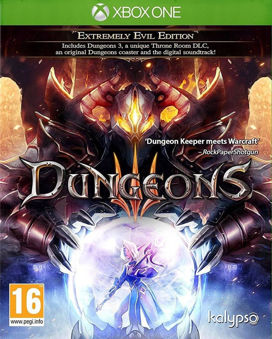 XBOX ONE Dungeons 3