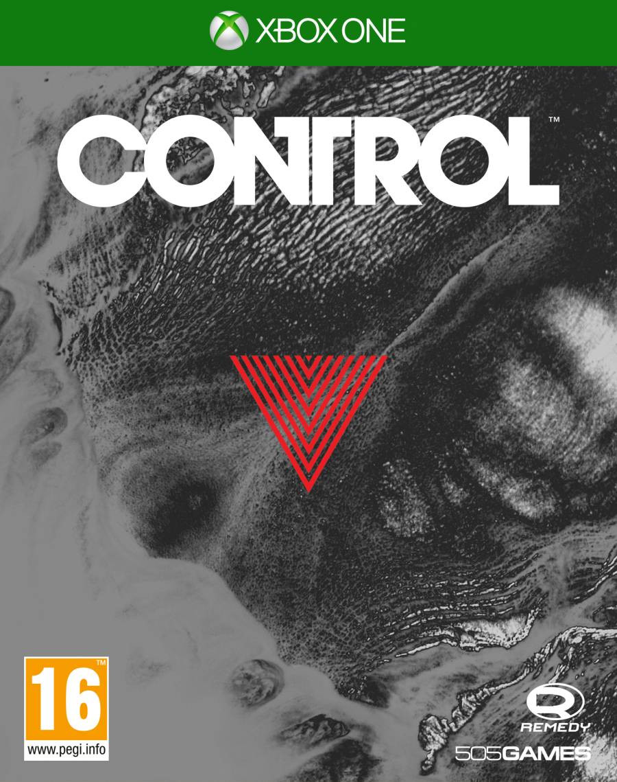 XBOX ONE Control - Deluxe Edition